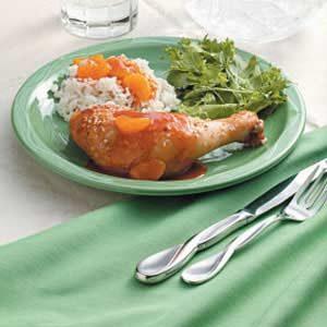 Savory Mandarin Orange Chicken