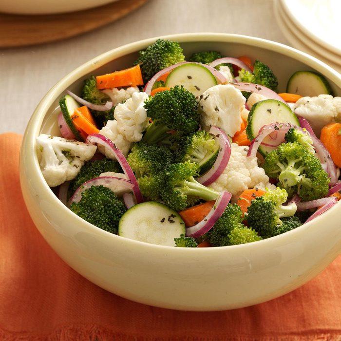 Crunchy Vegetable Salad