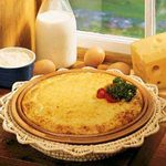 Crustless Swiss Quiche