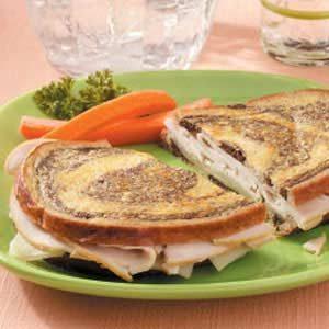 Grilled Chicken Sandwiches