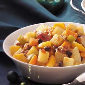 Fruited Holiday Vegetables