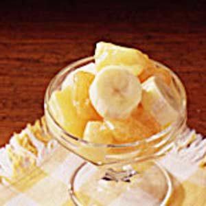 Glazed Fruit Dessert