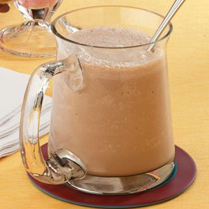 Chilled Cocoa