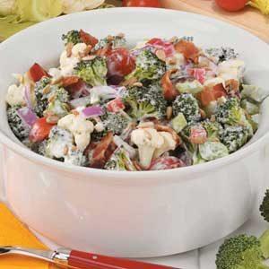Quick Calico Salad