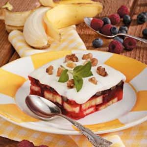 Frosted Fruit Gelatin