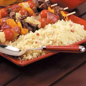 Parmesan Couscous
