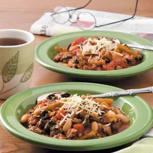 Fast Italian Stew