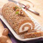 Butternut Squash Cake Roll