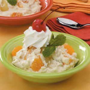 Creamy Fruit Delight