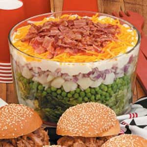 7-10 Split Layered Salad
