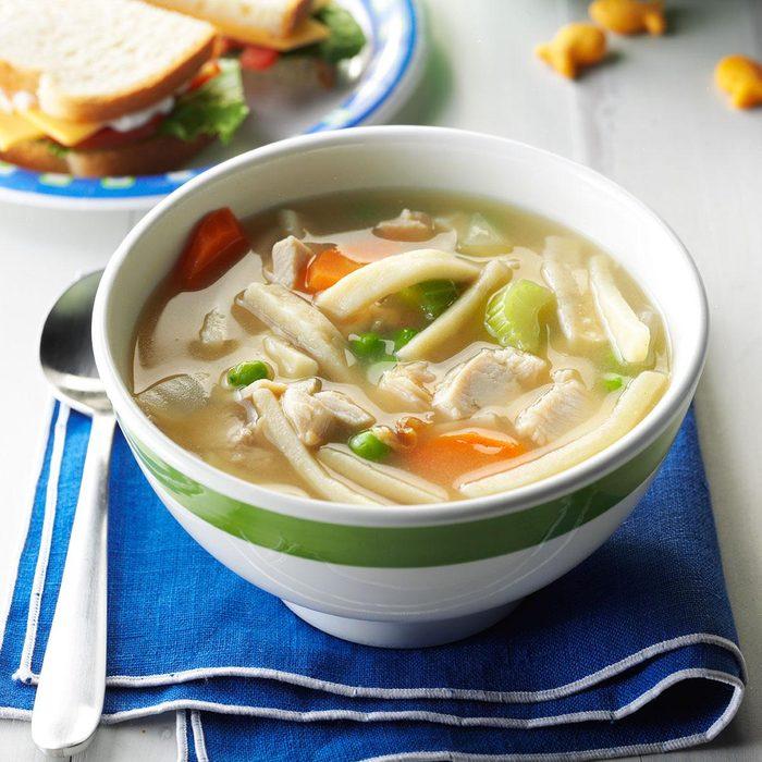 Easy Turkey Noodle Soup