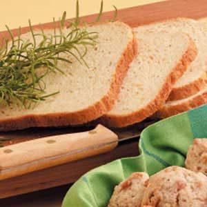 Rosemary Cheddar Bread