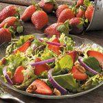 Asparagus Berry Salad