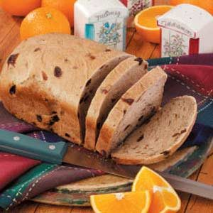 Spiced Raisin Bread
