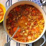 Great Northern Bean Stew