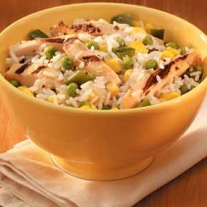 Chicken Rice Bowl