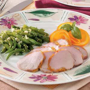 Marmalade Pork Tenderloin