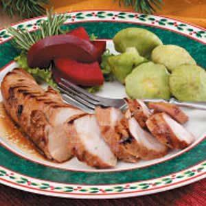 Grilled Turkey Tenderloins