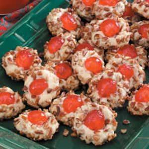 Swedish Pecan Butter Cookies