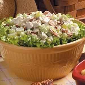 Grape Turkey Salad