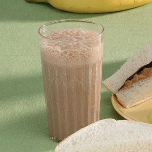 Banana Milk Shakes