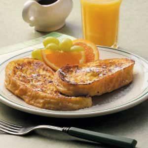 Hint-of-Orange French Toast
