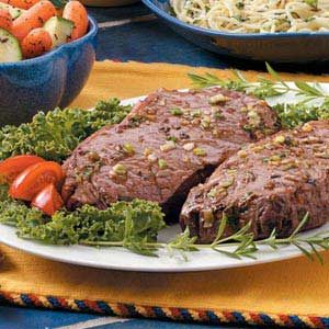 Special Strip Steaks
