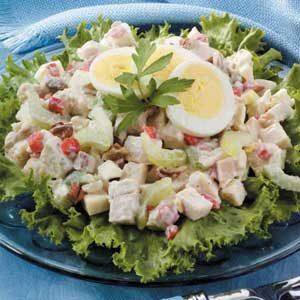 Crunchy-Style Chicken Salad