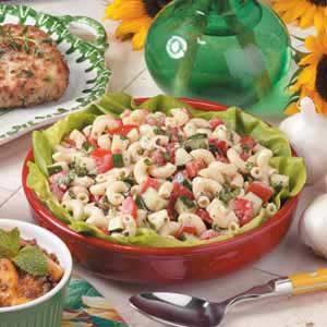 Macaroni Garden Salad
