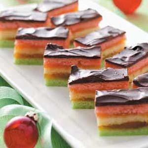 Almond Venetian Dessert