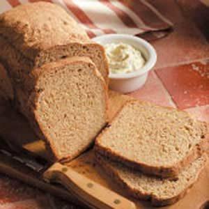 Three-Grain Bread