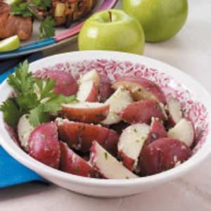 Parmesan Red Potatoes