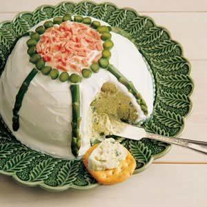 Asparagus Appetizer Spread