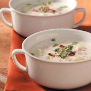 Bacon Clam Chowder