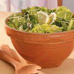 Lemony Caesar Salad