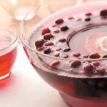 Crimson Cranberry Punch