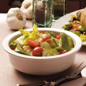Vinaigrette Veggie Salad