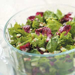 Fancy Green Salad