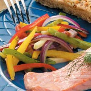 Special Pepper Salad