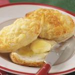 Homemade Cheese Biscuits