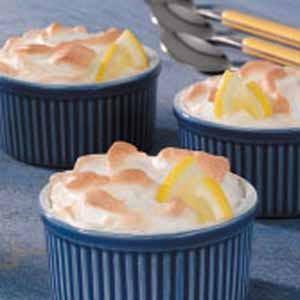 Lemon Meringue Desserts