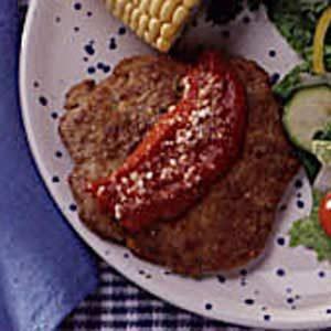 Minute Steaks Parmesan