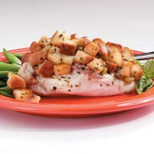 Chicken Breast with Stuffing