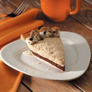 Two-Layer Silk Pie