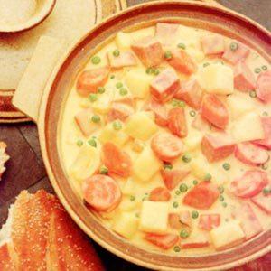 Quick Golden Stew