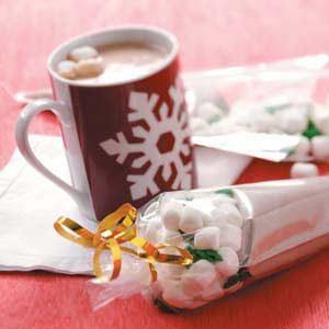 Chocolate-Cherry Coffee Mix