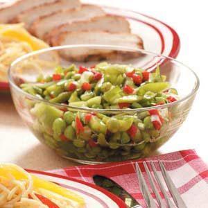 Easy Marinated Veggie Salad