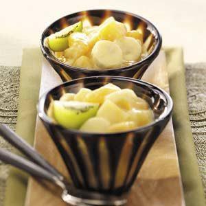 Fruit Cream Salad