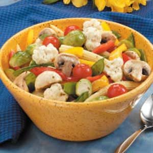 Tangy Marinated Vegetables