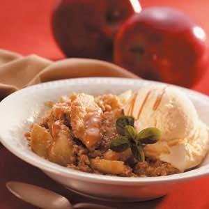 Caramel Apple Crunch